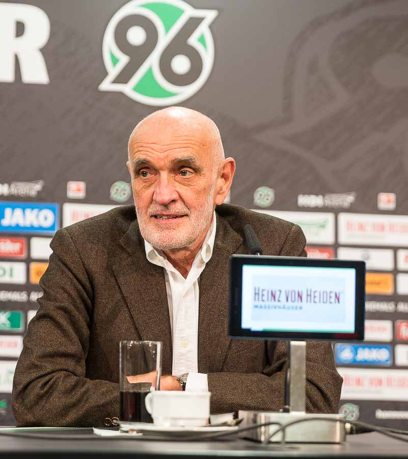 hannover 96 heinz von heiden verl ngert als hauptsponsor bis 2020. Black Bedroom Furniture Sets. Home Design Ideas