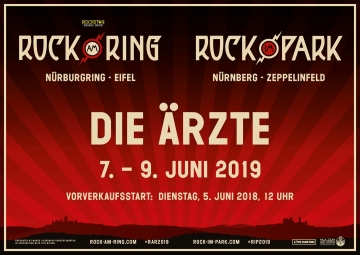 The Return of Die Ärzte!