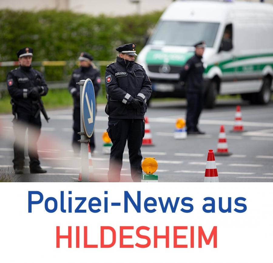 Polizei News aus Hildesheim vom 23. April 2019