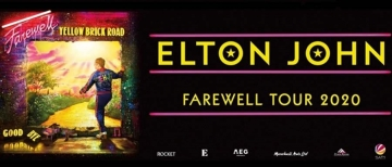 "Elton John  ""Farewell Yellow Brick Road"" Tour 2020 (C) Peter Rieger Konzertagentur"