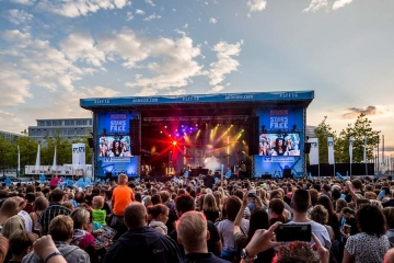 Antenne Niedersachsen STARS for FREE 2017: 6 Stunden Open-Air for FREE