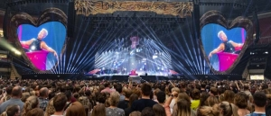 P!NK eröffnet ihre BEAUTIFUL TRAUMA WORLD TOUR (C) Peter Rieger Konzertagentur