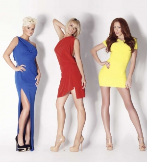 Atomic Kitten am 27. Mai