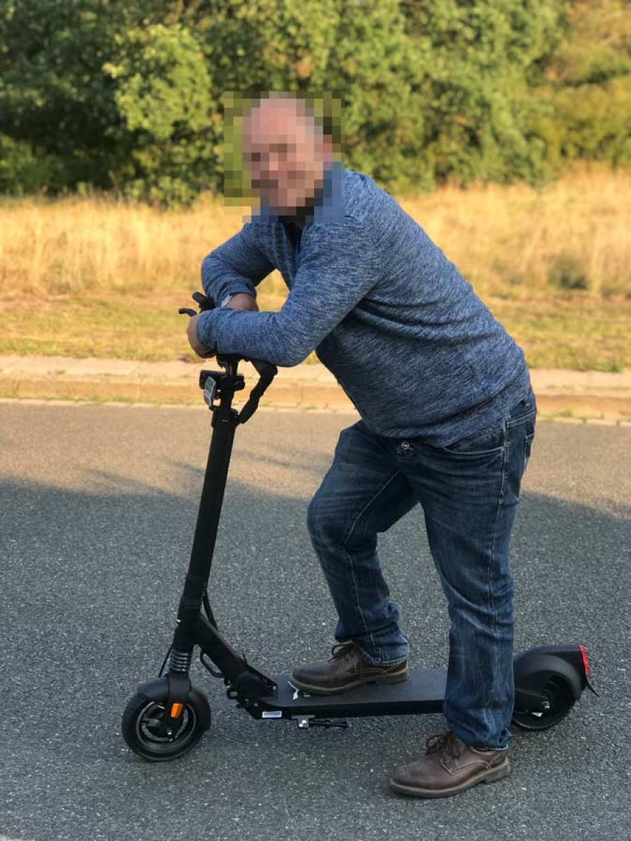E-Scooter (C) Ulrich Stamm