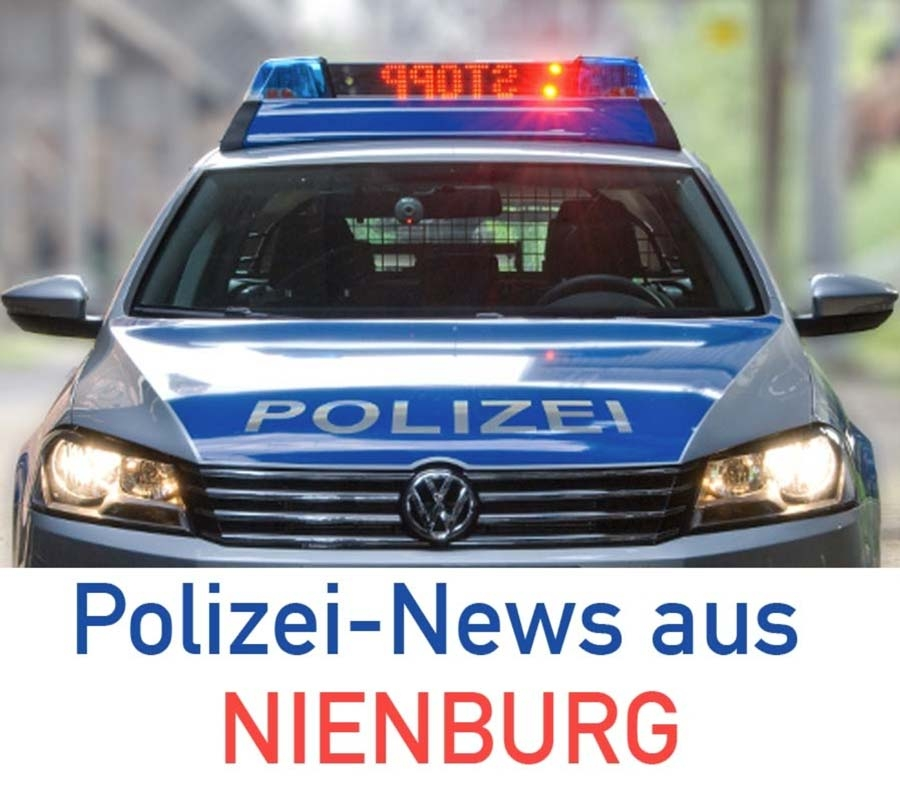 Polizei News aus Nienburg vom 15. April 2019