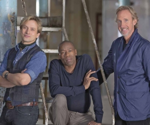 "Mike & The Mechanics ""The Hits Tour 2015 """