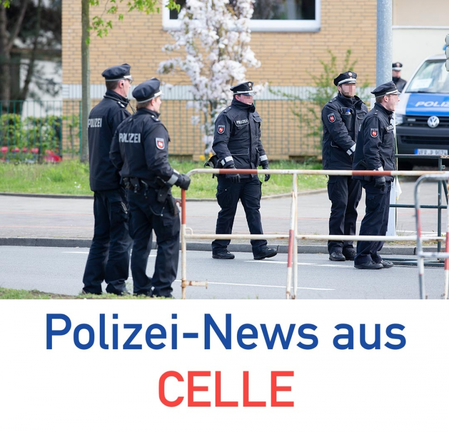 Polizei News aus Celle vom 3. April 2109