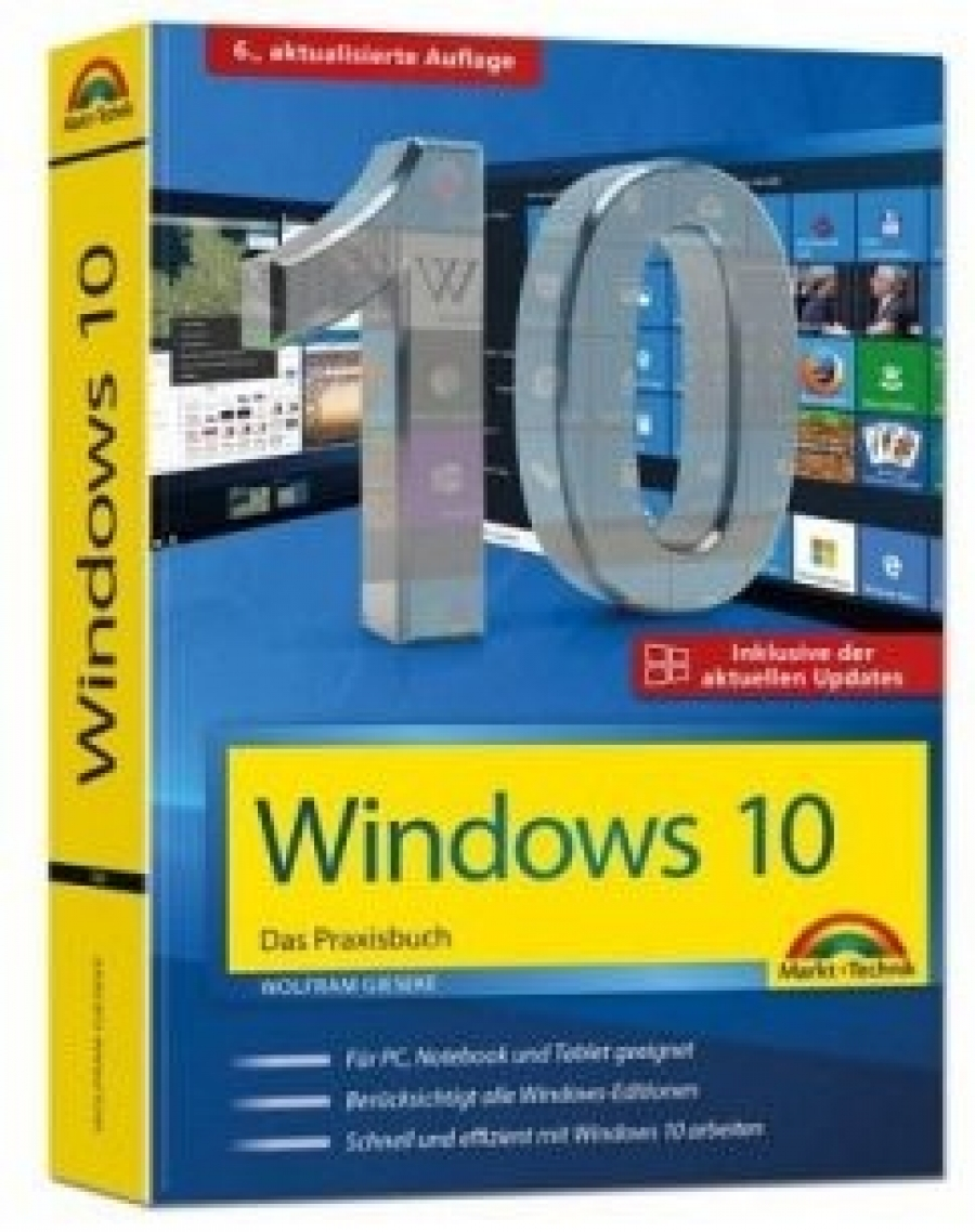 Windows 10 Praxisbuch